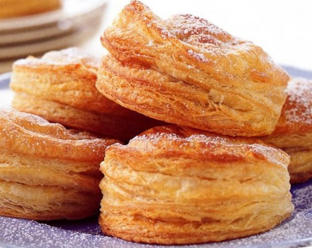 Apple Turnover (puff)