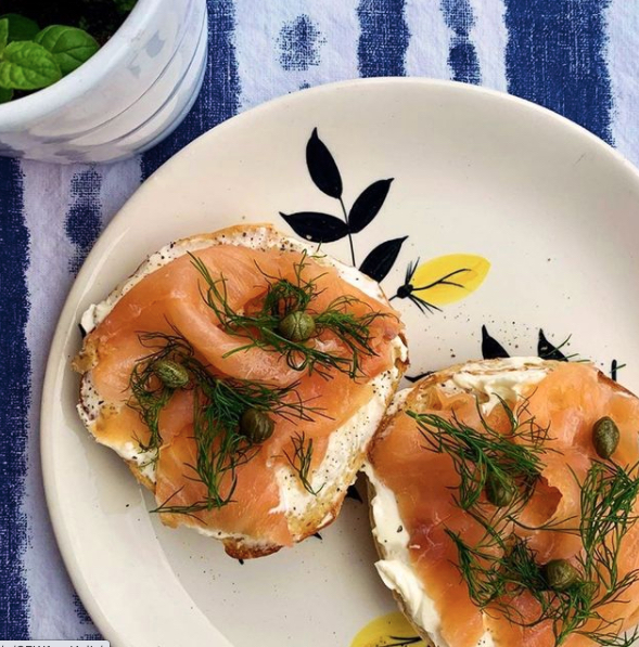 Salmon And Cream Cheese